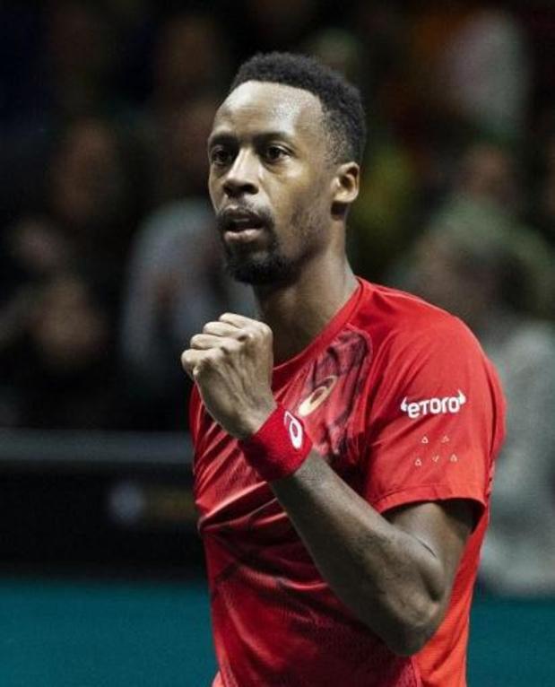 ATP Rotterdam - Gaël Monfils rejoint Felix Auger-Aliassime en finale