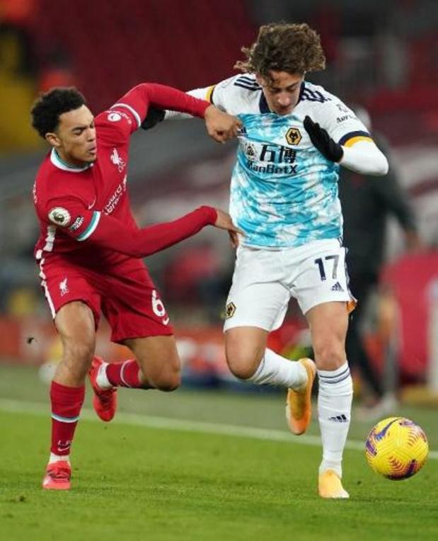 Les Belges à l'étranger - Dendoncker battu à Liverpool, Saelemaekers et Milan renforcent leur 1re place en Serie A