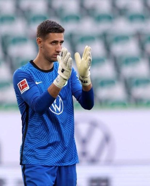 Les Belges à l'étranger - Casteels et Wolfsburg enfoncent le Schalke 04 de Raman, Mangala partage avec Stuttgart