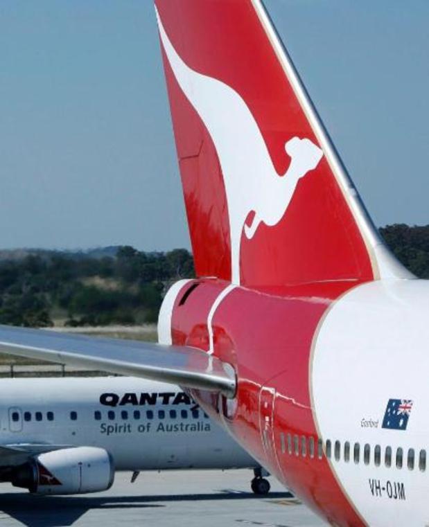 La compagnie aérienne Qantas promet la neutralité carbone d'ici 2050