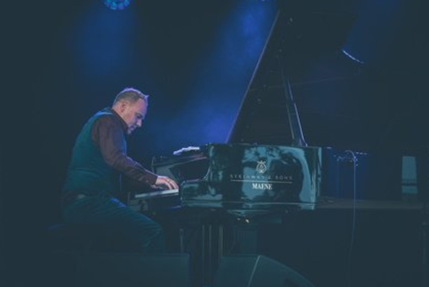 Jazz Middelheim 1.5 strikt Jef Neve & Teus Nobel, Tutu Puoane en Simon Segers