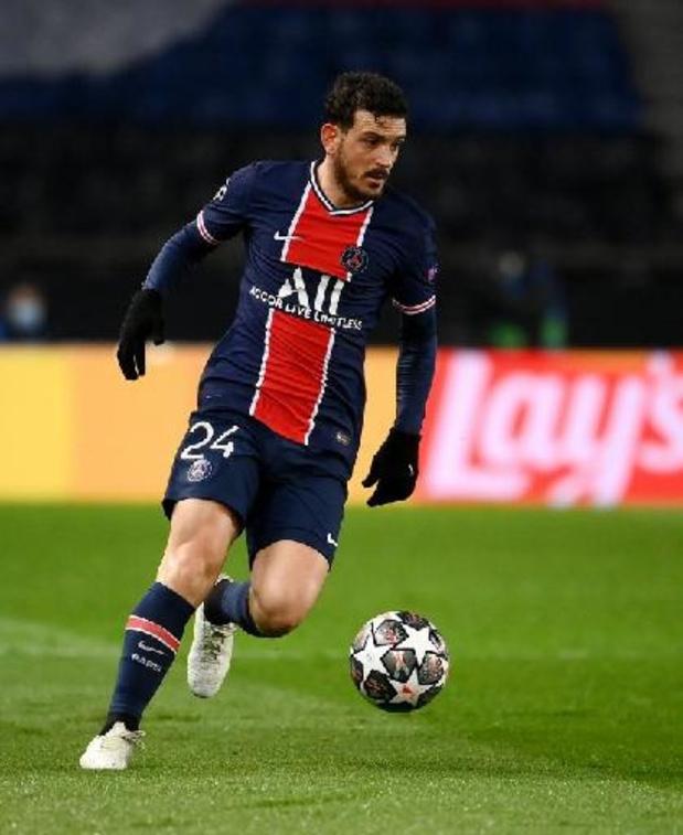 PSG ziet ook Florenzi uitvallen met coronabesmetting in aanloop naar clash met Bayern