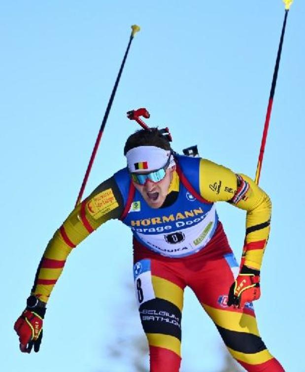 Championnats du monde de biathlon d'été - Florent Claude 4e du Sprint, Thierry Langer 14e, Tom Lahaye-Goffart 39e