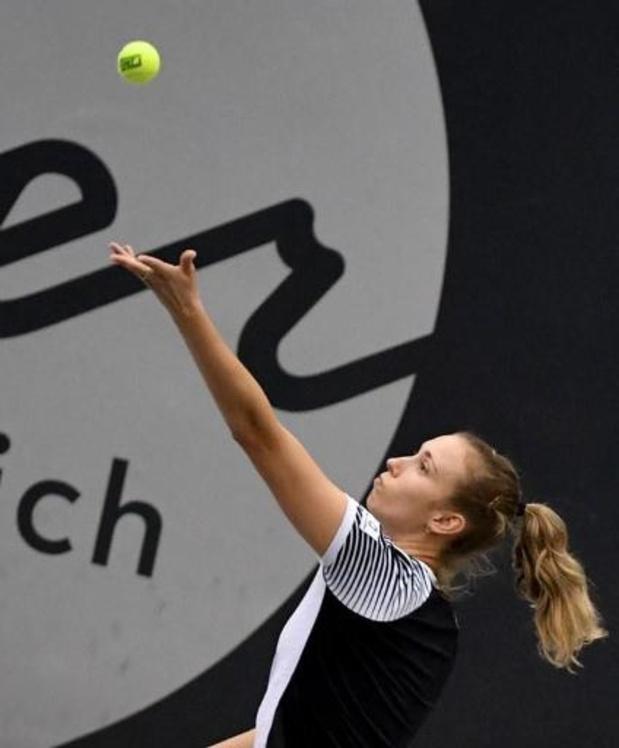 Elise Mertens klimt naar 20e plaats op WTA-ranking