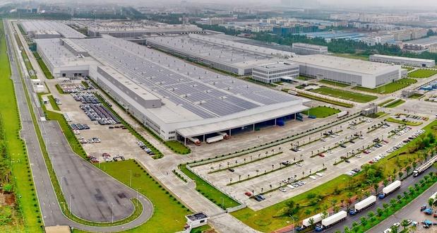 Volvo démarre la production en Chine de son SUV XC40