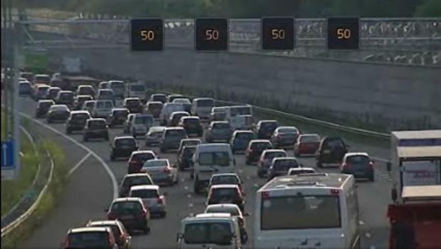 Vanaf 1 oktober reddingstrook op autosnelwegen
