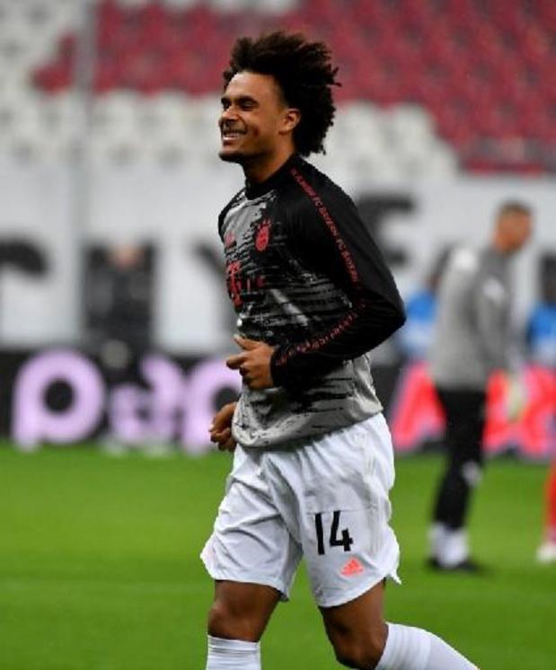 Anderlecht rondt transfer van spits Joshua Zirkzee af