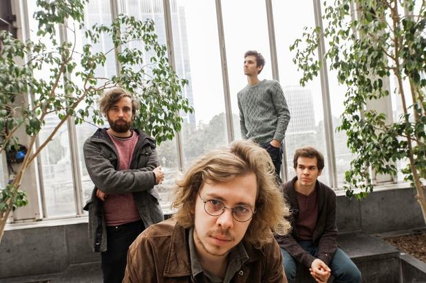 In première: Belgische band Sun Gods frist 'Pictures of You' van The Cure op