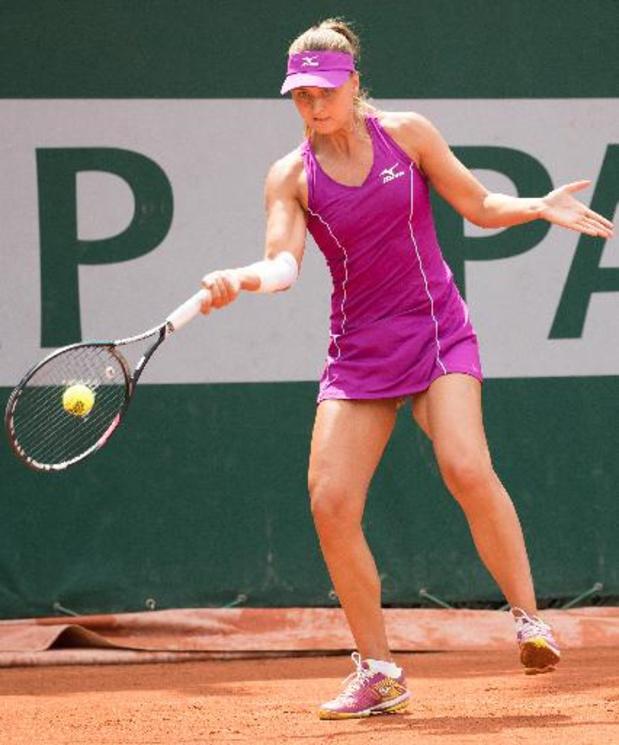 "WTA Gdynia - Zanevska : ""Je comprends pleinement la signification de la phrase 'le travail paie'"""
