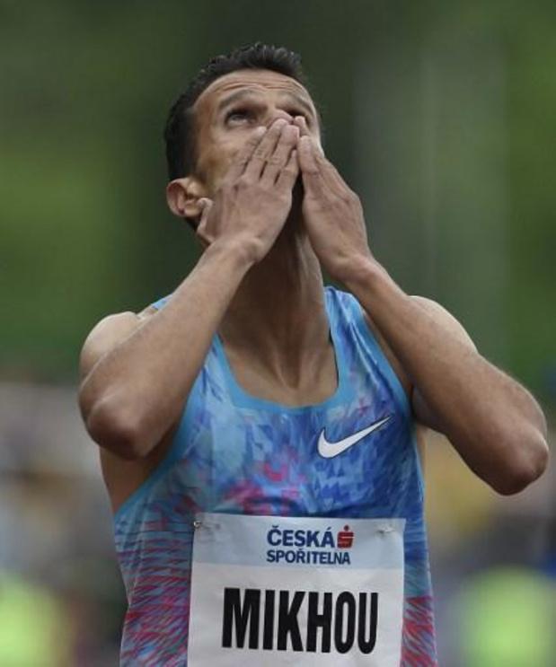 JO 2020 - Un coureur de 1.500m du Bahrein, Alsadik Mikhou, suspendu pour dopage
