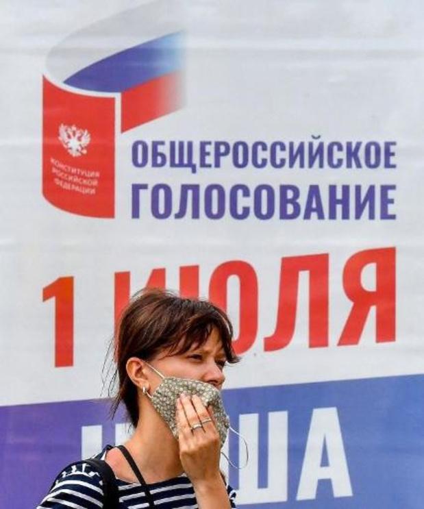 Russen naar de stembus voor referendum over grondwetswijziging