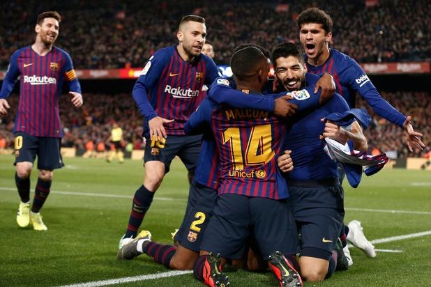 La semaine du titre pour le Barça ?