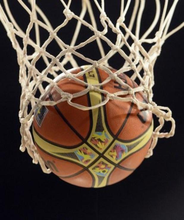 Ligue des Champions de basket - Groupe H (Ostende): victoire de Brindisi face à Darussafaka
