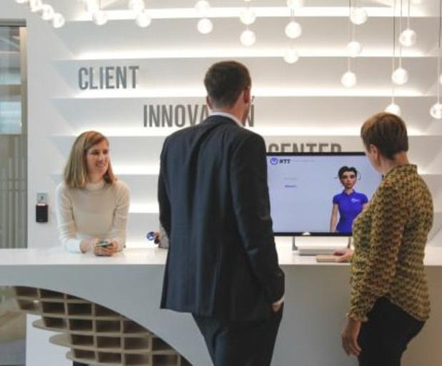 NTT zet Europees innovatiecentrum in Brussel
