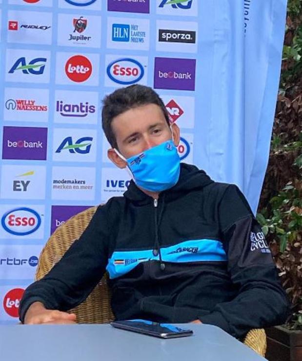 Luik-Bastenaken-Luik: Tiesj Benoot en Marc Hirschi zijn de kopmannen bij Sunweb