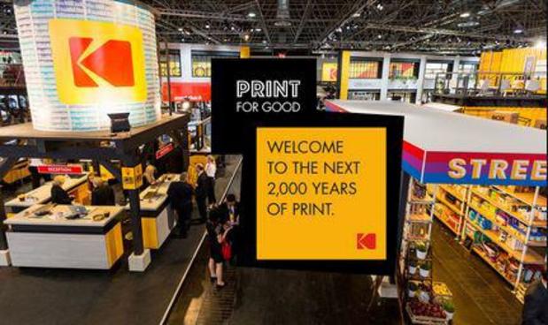 Kodak en de Postpress Alliance niet op drupa