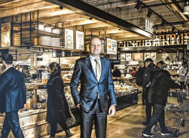 Frits van Eerd (CEO Jumbo) over de verovering van België: 'Het kan voor mij niet snel genoeg gaan'
