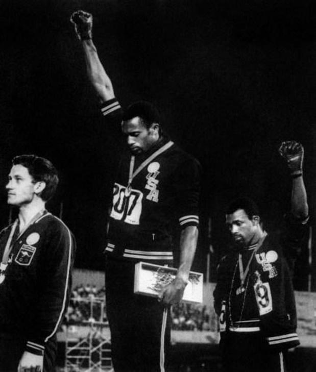 Amerikaanse atleten willen vrijheid van meningsuiting op de Spelen