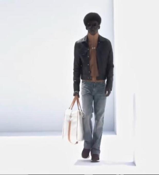 Le Belge Nicolas Di Felice signe le retour de Courrèges à la mode homme avec une ligne acérée