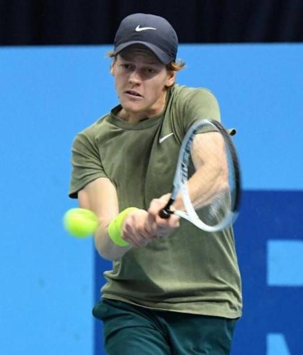 Toptalent Sinner staat voor het eerst in ATP-finale