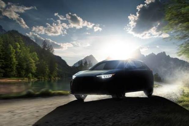 Le nouveau SUV électrique de Subaru s'appellera Solterra