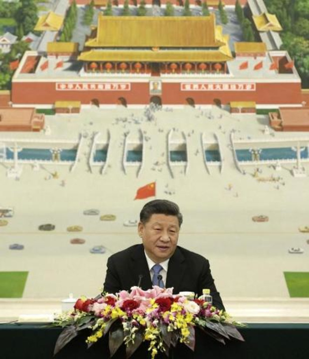 """Pékin veut un accord avec les USA mais """"répliquera si nécessaire"""", prévient Xi Jinping"""