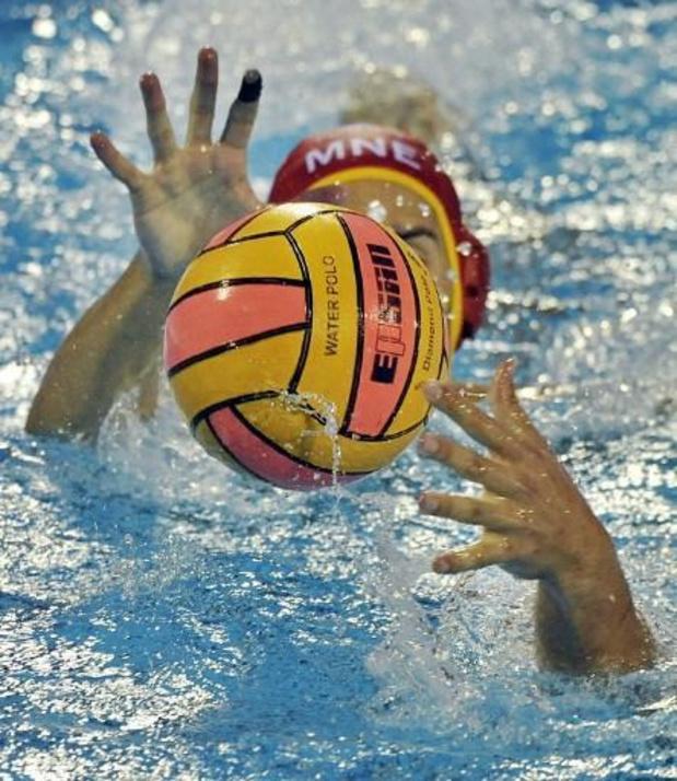 Plus de compétitions de waterpolo cette saison en Belgique