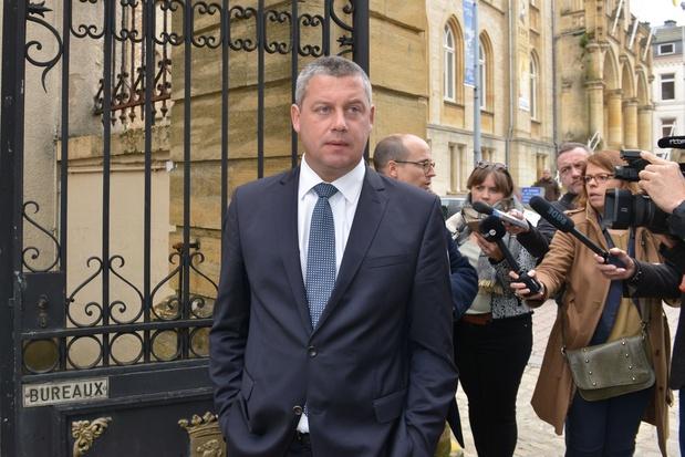Dimitri Fourny favorable à de nouvelles élections communales à Neufchâteau