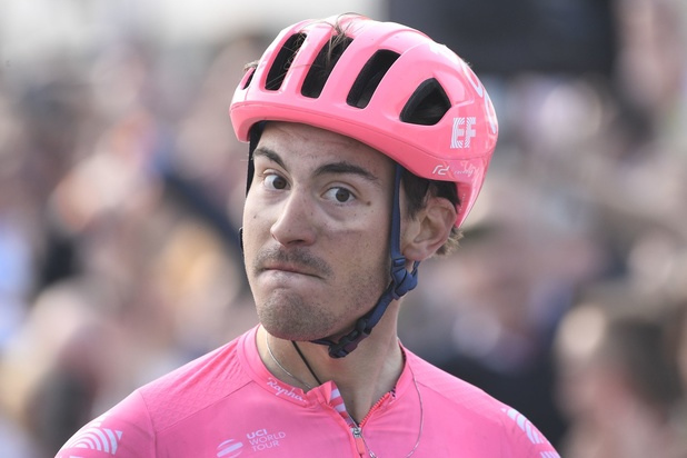 Alberto Bettiol opent palmares met zege in Ronde van Vlaanderen