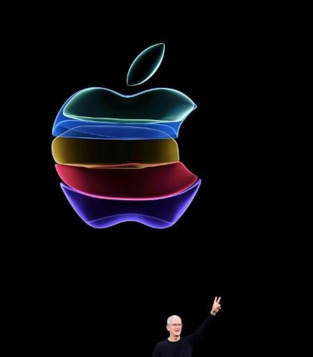 Le patron d'Apple a gagné moins d'argent en 2019 qu'en 2018