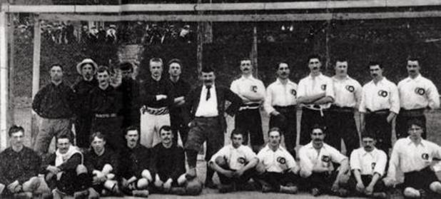 Ce jour-là : le premier match officiel de la Belgique