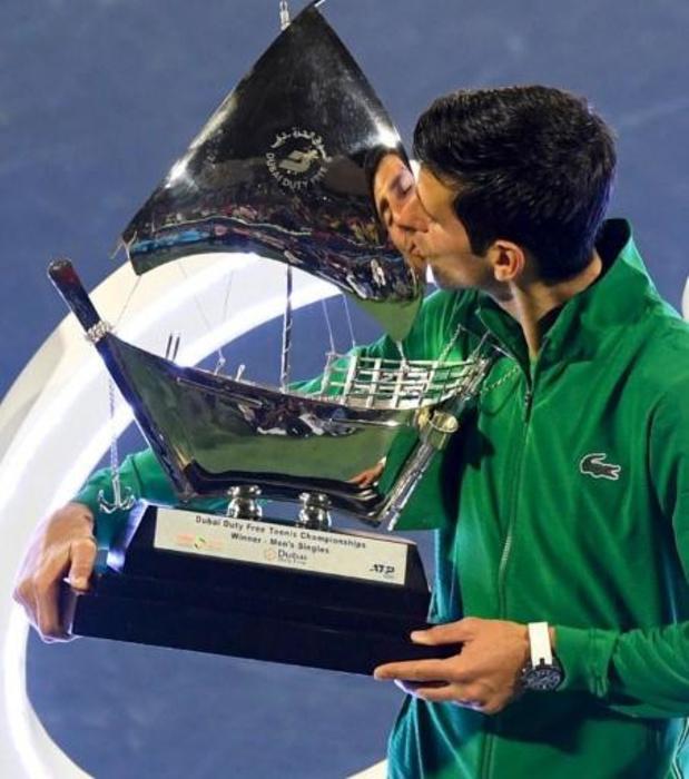ATP verlengt schorsing van tennisseizoen tot 31 juli