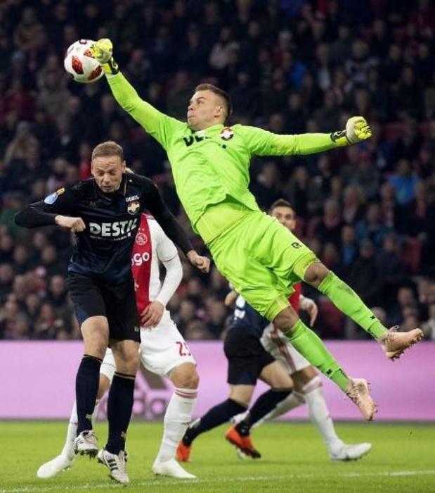 Anderlecht s'offre un nouveau gardien en la personne de l'Allemand Timon Wellenreuther