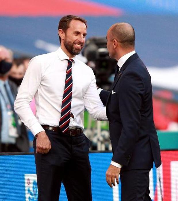 """Rode Duivels - Gareth Southgate na zege tegen Duivels: """"Je moet kunnen afzien om zulke duels te winnen"""""""