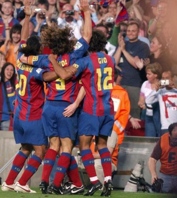 La Liga - FC Barcelona viert vijftiende verjaardag van Messi's eerste doelpunt