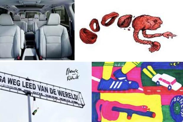 Gents kunstencentrum CAMPO fleurt uw videogesprekken op