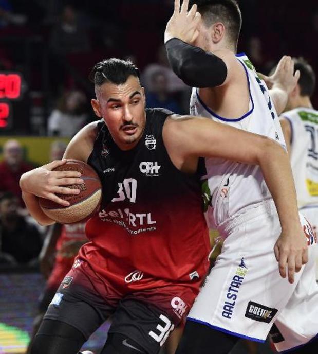 Coupe de Belgique de basket - Charleroi rejoint Anvers en finale de la coupe de Belgique