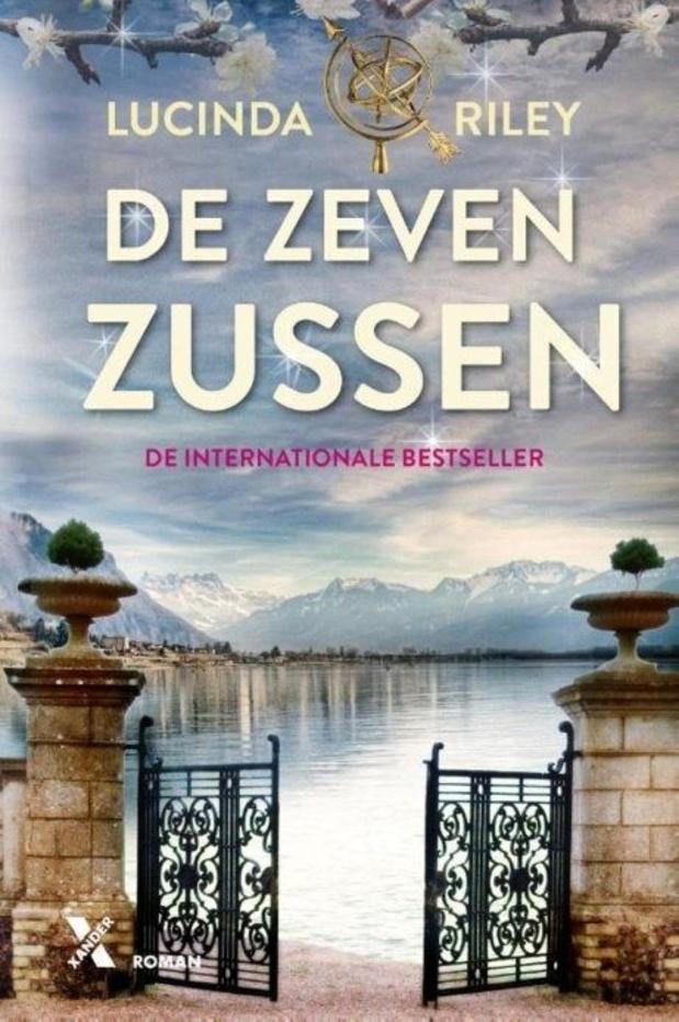 'De zeven zussen' van Lucinda Riley is bestverkochte boek van 2020