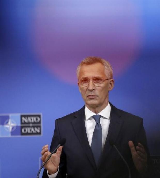 """Otan: M. Stoltenberg évoque """"une bonne discussion"""" sur un sujet qui fâche"""