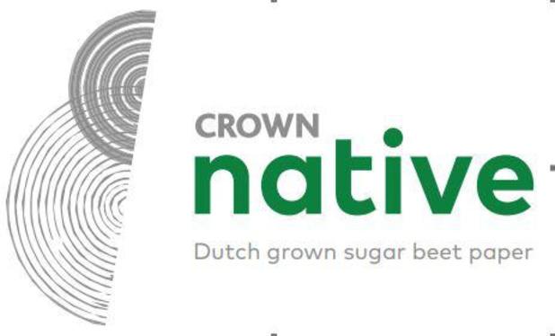 Crown Van Gelder lance un papier durable à base de betteraves sucrières