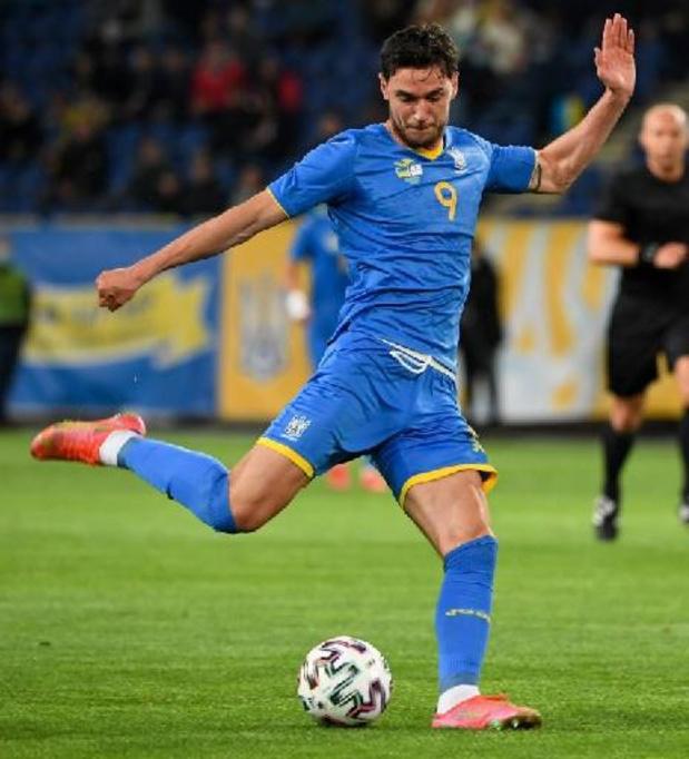 Euro 2020 - L'Ukraine boucle sa préparation par une victoire 4-0 contre Chypre