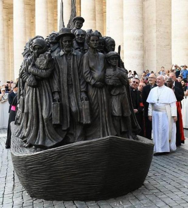"""Le pape exhorte à """"accorder une attention particulière à l'étranger"""""""