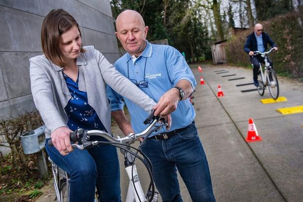 Naar de e-bike rijschool