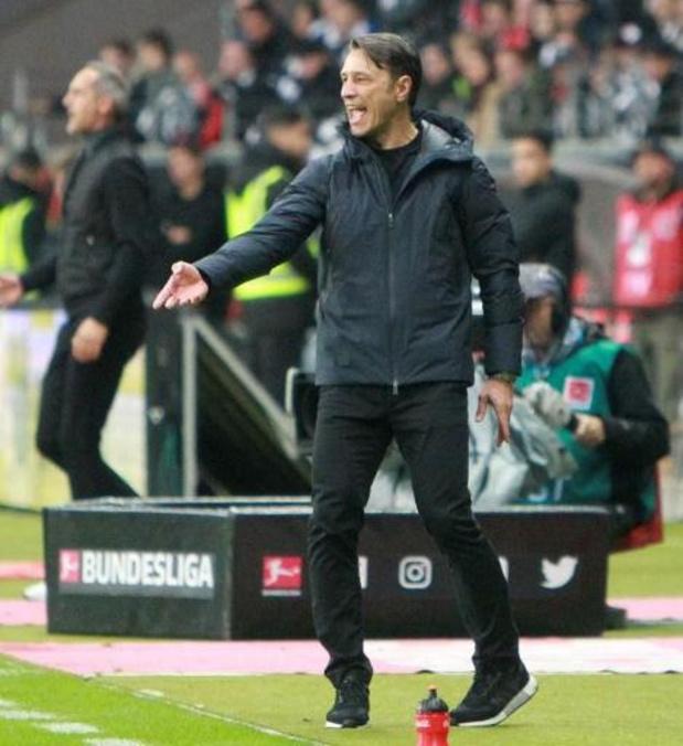 Bundesliga - Bayern München ontslaat coach Niko Kovac na 5-1 nederlaag bij Frankfurt