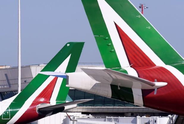 Brussels Airport: Alitalia sera le premier client d'Alyzia, le remplaçant de Swissport