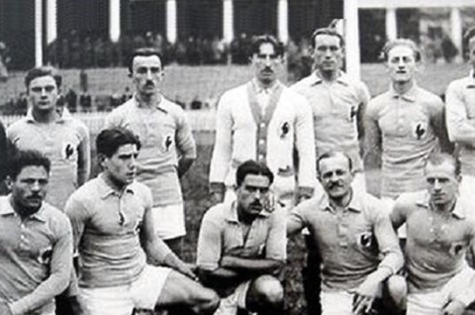 100 jaar Spelen van Antwerpen: iedereen welkom, behalve zwarte atleten