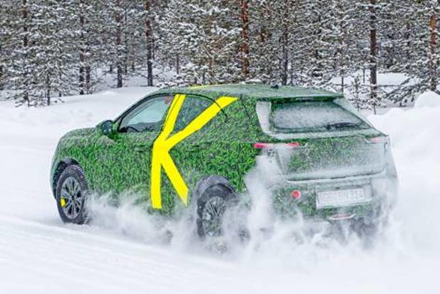 De nieuwe Opel Mokka komt in de finale testfase
