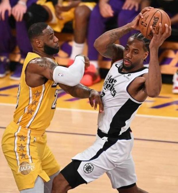 Les Clippers assurent leur 2e place de la conférence Ouest en écartant Denver