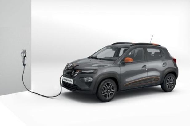 100% elektrische Dacia Spring volgend jaar op de markt