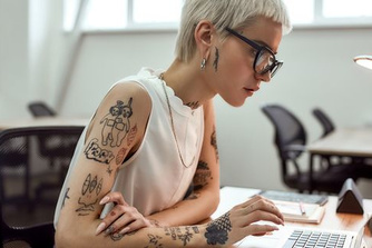 Kunnen tatoeages jouw carrière schaden?